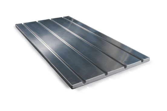 Radiant Panel Installation Systems