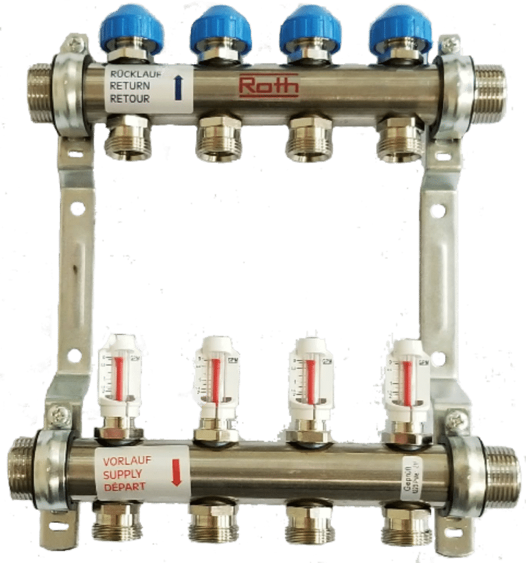 Stainless Steel Manifolds (RSS)